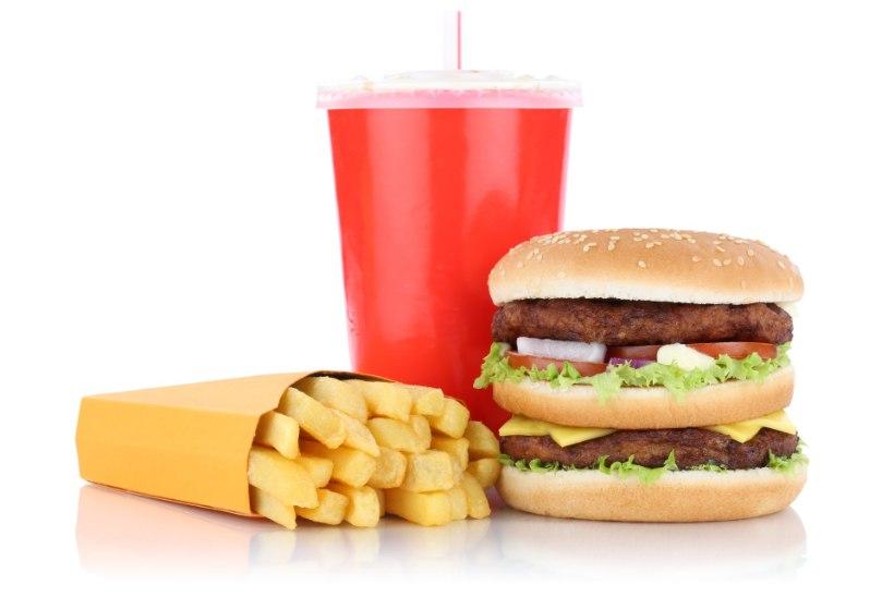 Miks ei tohi burgeri kõrvale magusat karastusjooki rüübata?