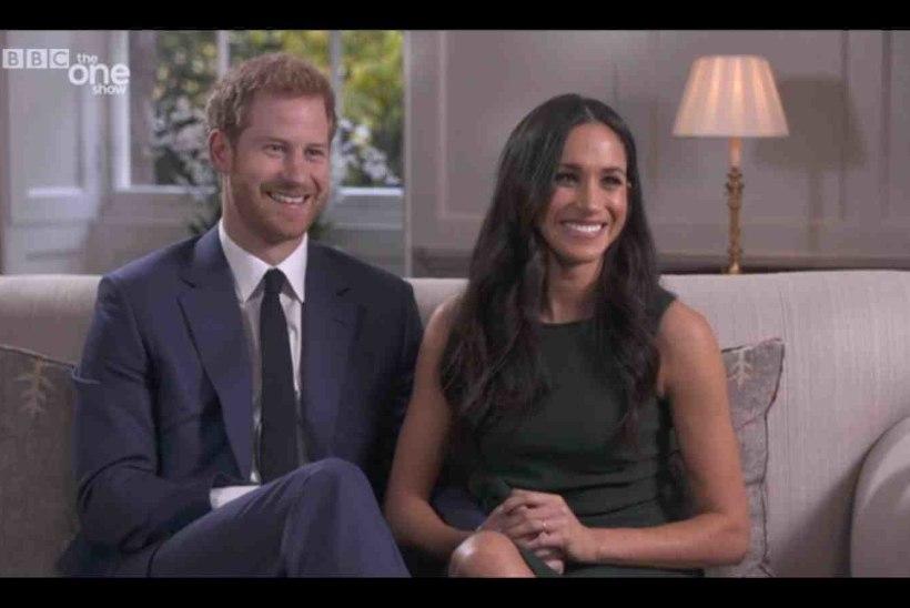 Prints Harry ja Meghan Markle'i armulugu sai alguse pimekohtingust