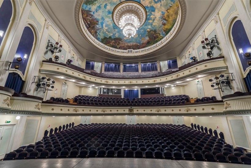 Estonia juht soovib linnahalli rajada ooperisaali