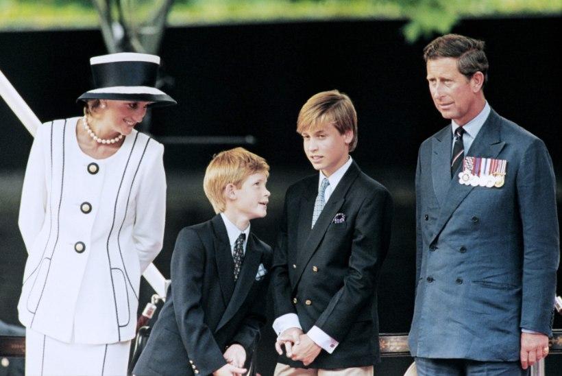 Vaata, milline nägi Briti kuningapere välja sinu sünniaastal
