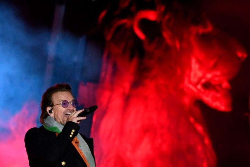 U2 ja Bono jälle skandaalis - seekord üsna kummalises