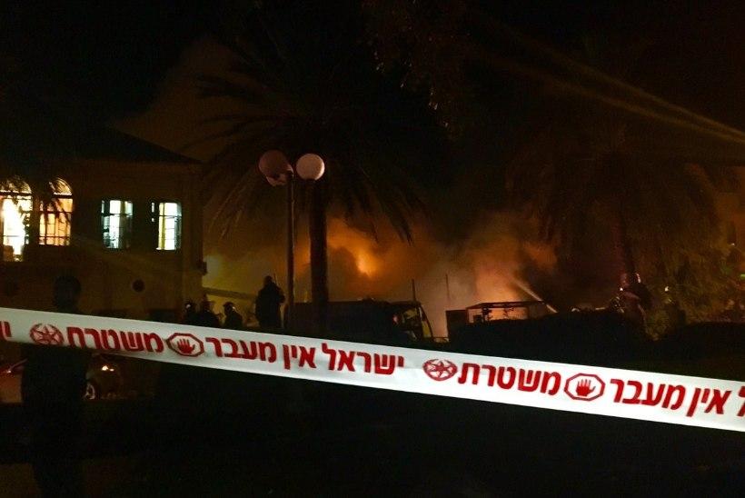 Tel Avivis asuvas tööriistapoes toimus plahvatus, on hukkunuid