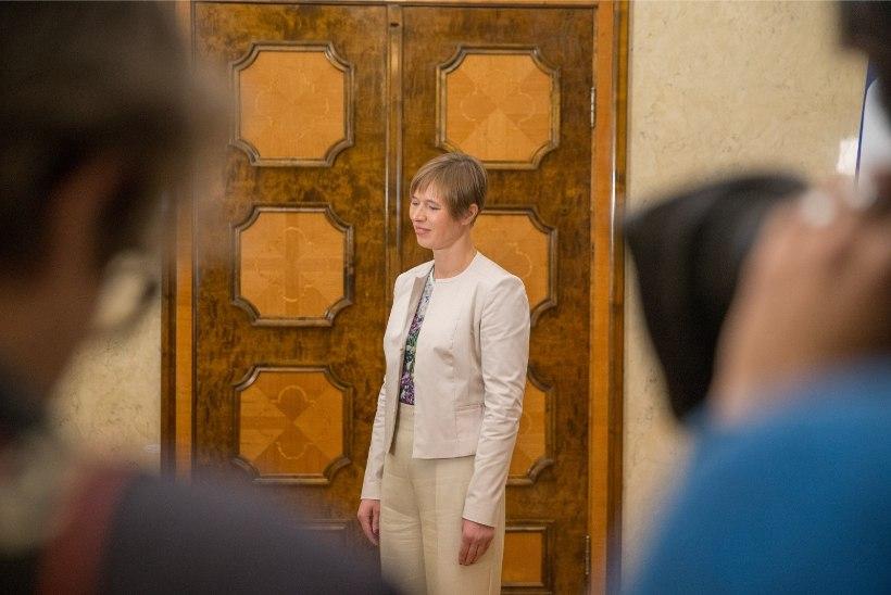 Kaljulaid sõidab Islandile naisjuhtide tippkohtumisele