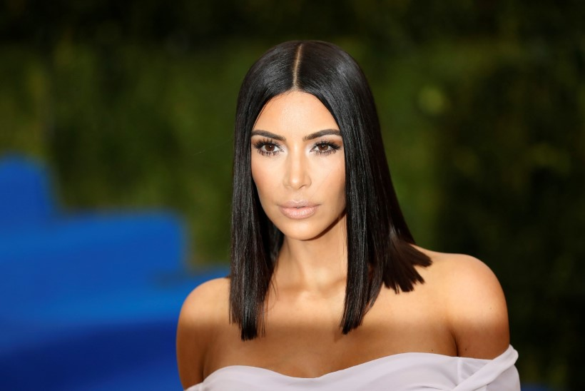 Kim Kardashian reklaamib oma uut meigisarja ihualasti!