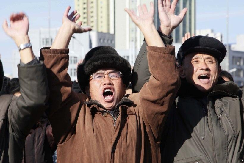 PÕHJA-KOREA ÄHVARDAB: suudame rakettidega rünnata kogu USA mandriosa