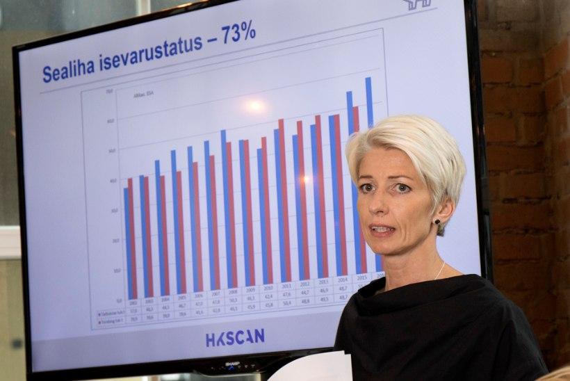 HKScan Estonia: tänased sündmused pole käimasoleva palgatüliga seotud