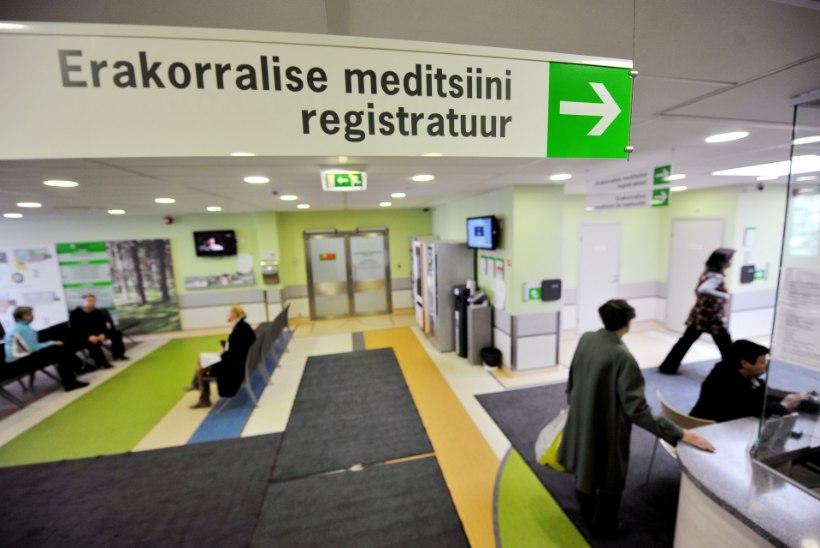 Mis tegelikult erakorralise meditsiini osakonnas toimub?