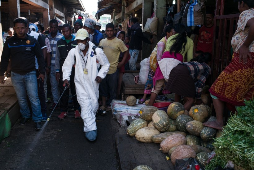 Kuidas Madagaskari katkupuhang alguse sai?