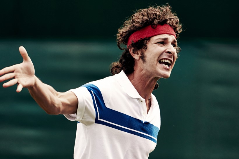 """Tenniseäss McEnroe: """"Minust jääb filmis nõme mulje!"""""""