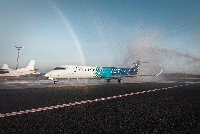 Nordical ikka üle 60 000 reisija, enim lennatakse Müncheni ja Varssavisse