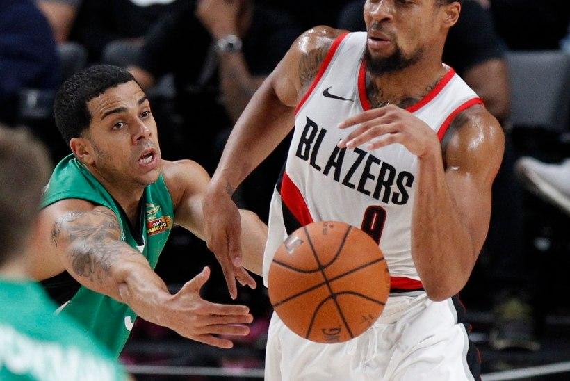 Kalev/Cramo uus täiendus õppis hooaja eel NBA ühelt paremalt mängumehelt