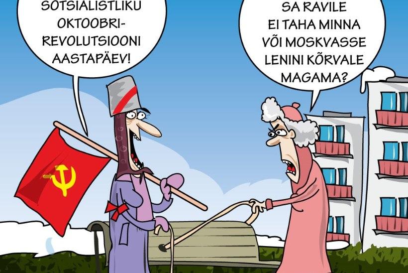 Einar Ellermaa | Elagu Suur Oktoober!