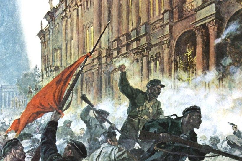 Oktoobrirevolutsiooni müüdid ja tegelikkus
