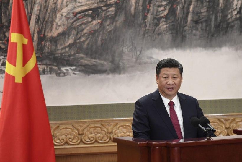 DIGITAALDIKTATUUR: Hiina paneb kõik elanikud usaldusväärsuse järgi pingeritta