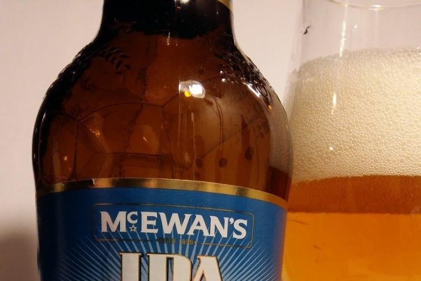 ÕLLEPÄEVIK: McEwan's IPA
