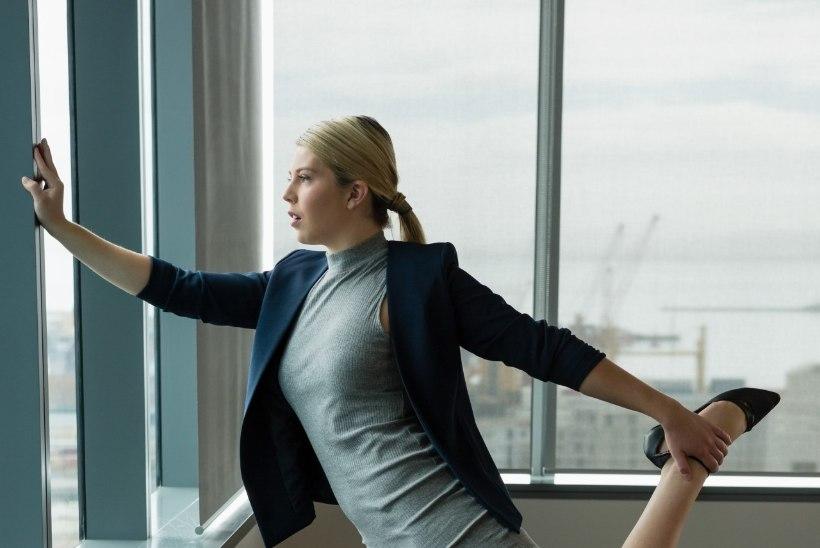 Füsioterapeut soovitab: RÜHITREENINGUGA lihased tasakaalu