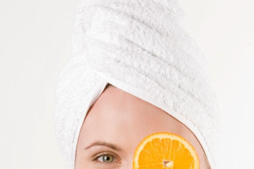 Talvest sihverplaat hall? C-vitamiin teeb nahaga imet!