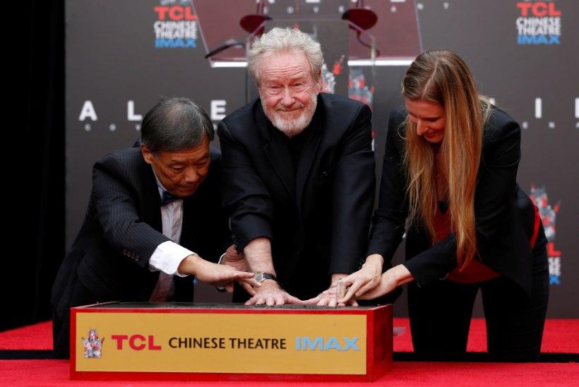 """Pesupulbrist """"Tulnukani"""": Ridley Scotti karjäär sai alguse reklaamfilmidest"""