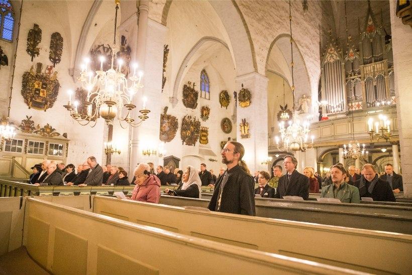 VIDEO | Peapiiskop Urmas Viilma:  põhiseaduses peaks olema lause, mis sõnastab abielu ainult ühe mehe ja ühe naise vahel sõlmitud liiduna
