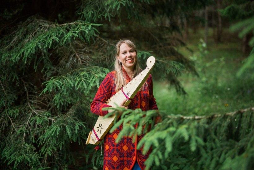 Mari Kalkun: kannelt muusikapoest osta ei saa, iga pill on meistriteos
