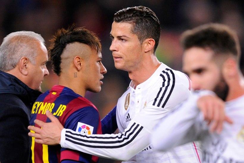 KAS TÕESTI? Real saadab Ronaldo pikalt ja palkab Neymari?