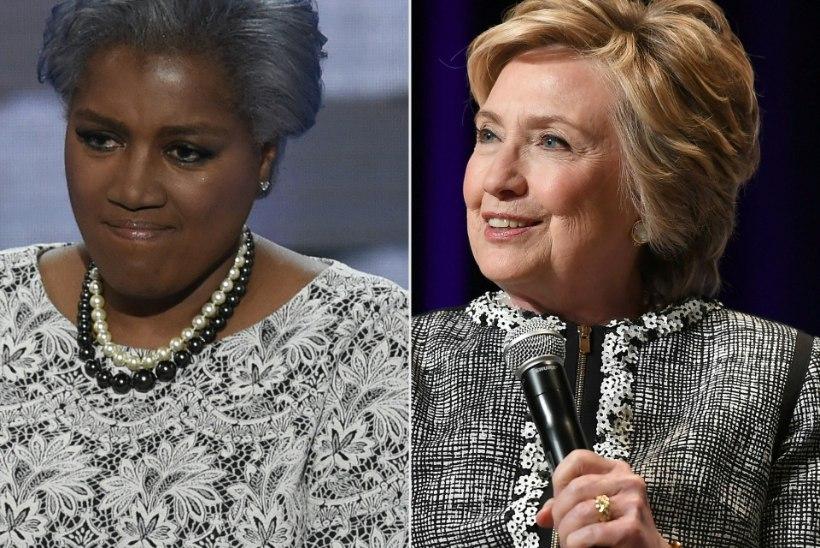 Demokraadid kaalusid Clintoni väljavahetamist
