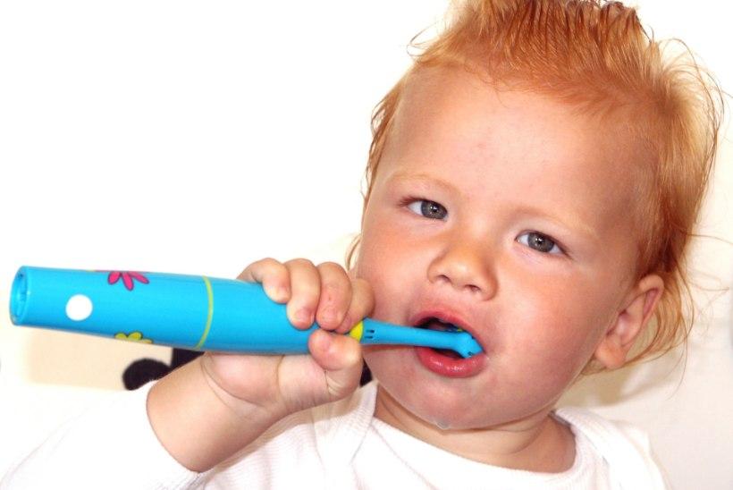 Kuidas valida elektrilist hambaharja?