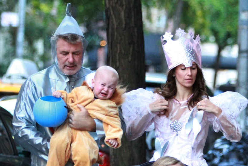 Alec Baldwini naine ootab neljandat last!