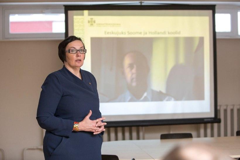 REKTOR: Eestis on kõige suurem haritud naiste-meeste palgalõhe