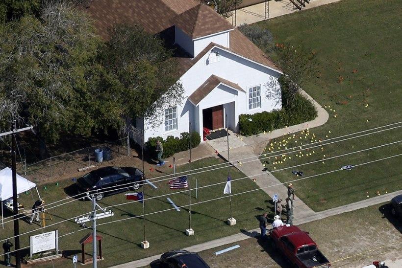 Kas Texase kirikutulistaja tahtis naise vanematele kätte maksta?