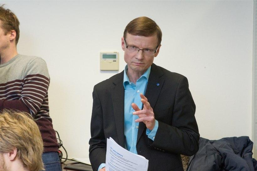 Sõerd riigikontrolli raportist: Eesti peab koguma rahavarusid