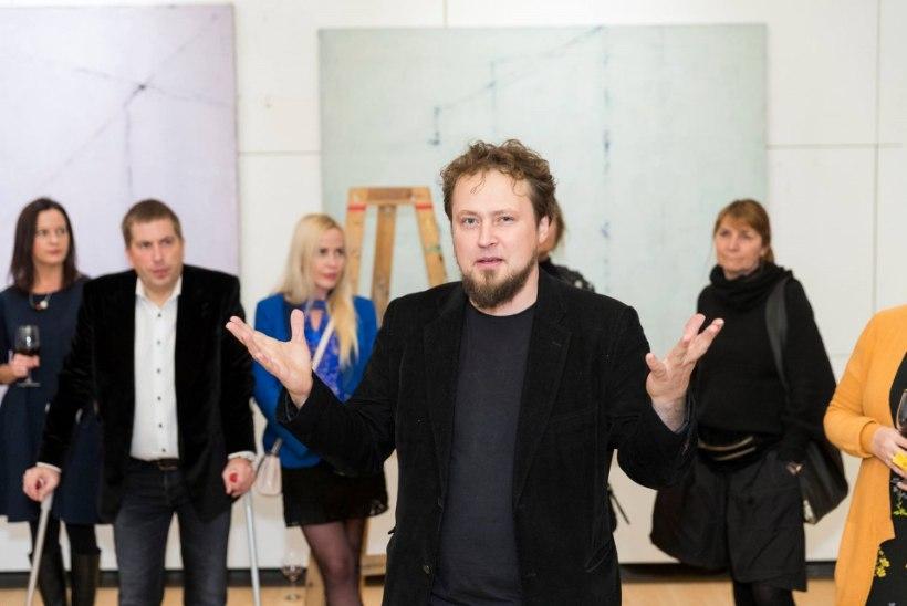 """PILDID   Mart Kolditsa näitemäng """"Kunst"""" esietendus vaid valitutele galeriis Tallinn Art Space"""