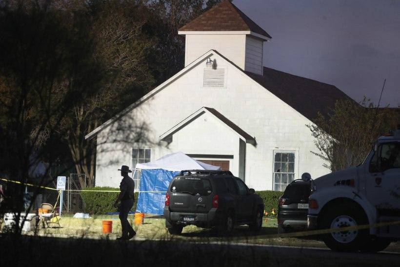 Texase tulistamises hukkus 4 protsenti linnaelanikest ja kaheksa inimest samast perest