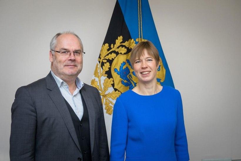 President Kaljulaid teab sobivaid inimesi riigikontrolöri ametisse