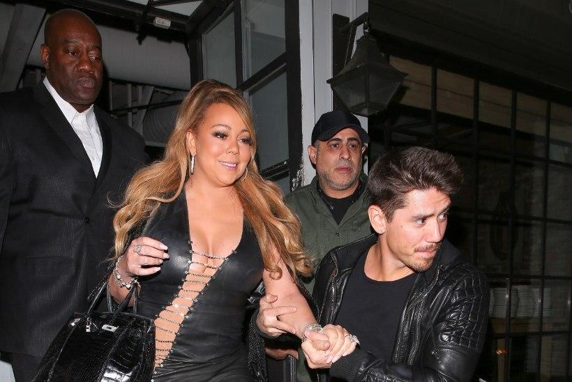 Leht: Mariah Carey lasi end peenemaks lõigata
