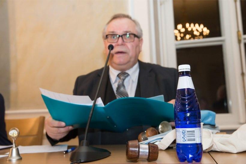 Tartu linnavolikogu tööd hakkab juhtima Aadu Must