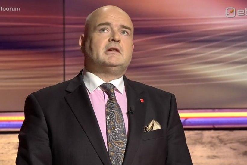 VIDEO | Siseminister Anvelt ID-kaardi kriisist: kahjunõude küsimus on laual