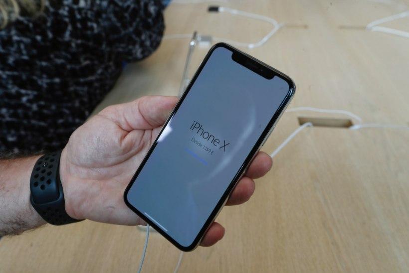VIDEO | Kukkumistesti kokkuvõte: iPhone X on oma perekonna purunevaim