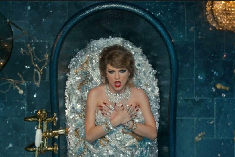 Skandaalne blogi: Taylor Swift on täpselt nagu Hitler!