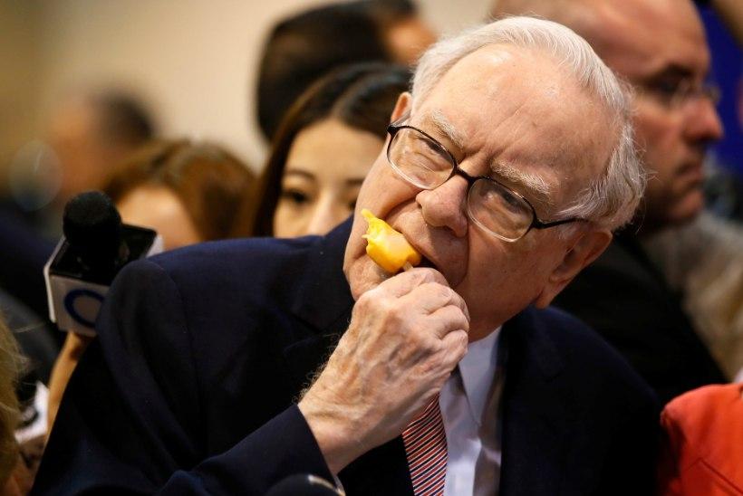 ONU HEINODELE: 5500eurone õhtusöök Bransoniga on imeodav võrreldes Buffetti 2,7 miljoniga!