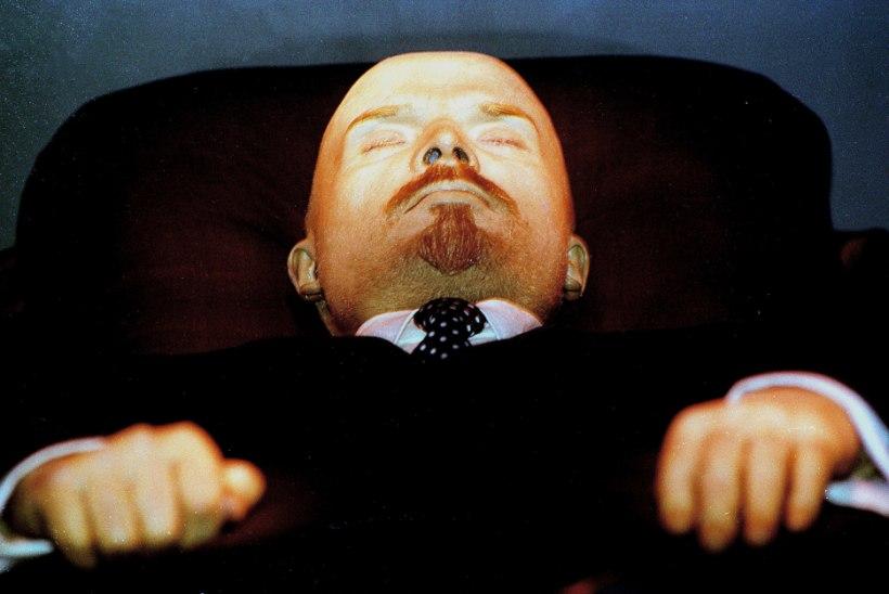 """""""Aitab Lenini laiba vahtimisest!"""""""