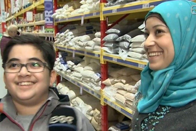 VIDEO   Kuidas läheb Eestis Süüria pagulasperel? Pojal on eesti keel suus, emal ja isal tuleb veel õppida