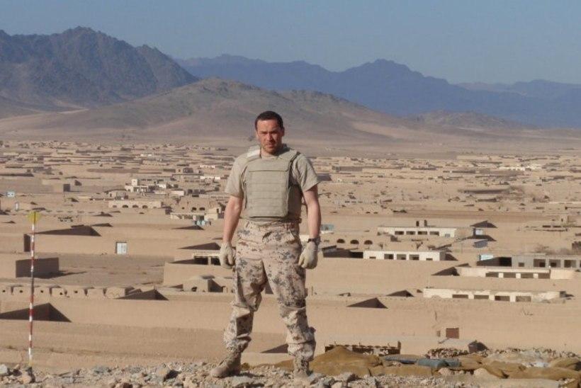 Selgeltnägemine päästis Afganistanis sõdinud Kalle elu