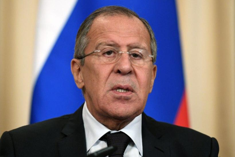 Lavrov: Putin on valmis Trumpiga kohtuma