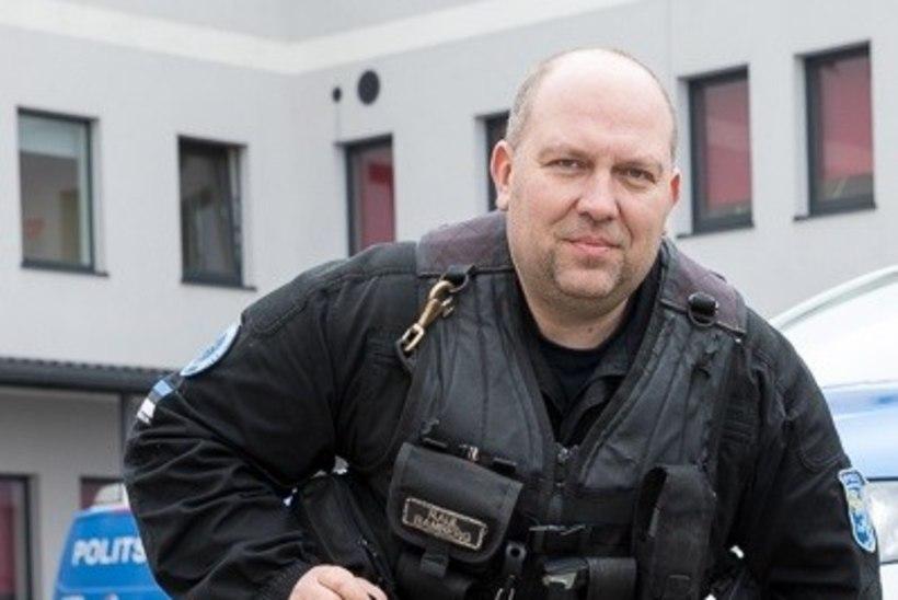 Politsei teenistuskoer Nacho päästis inimelu