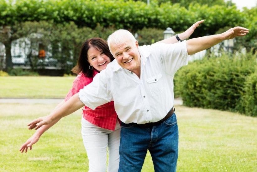 Südamehaigused vanemas eas ei ole paratamatus
