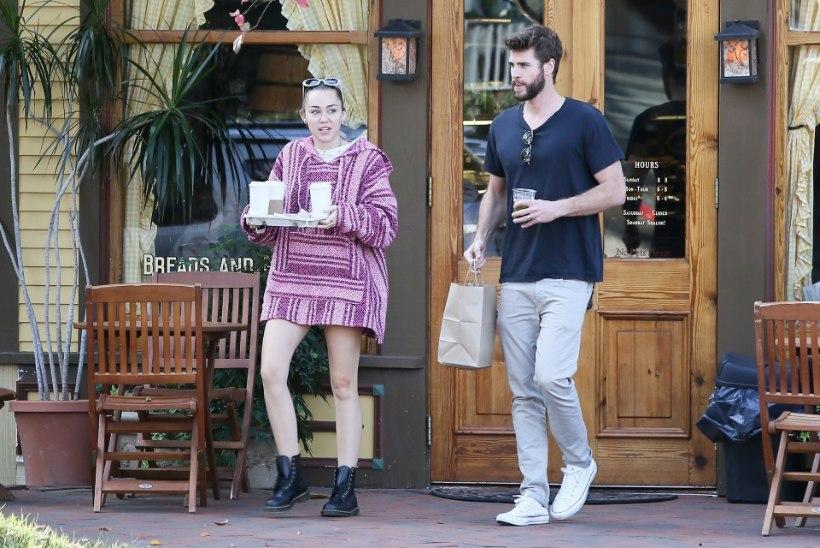 Kas Miley Cyrus ja Liam Hemsworth on salaja abiellunud?