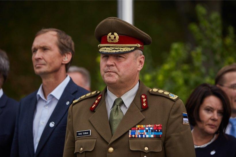 Kindral Terras: Euroopa Liidu kaitseplaneerimine peab lähtuma NATO standarditest