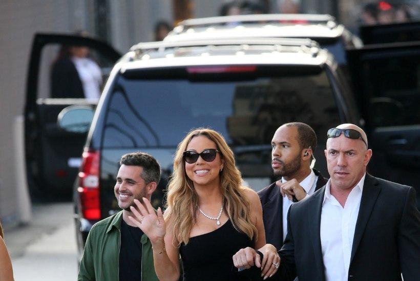 Turvamees süüdistab Mariah't seksuaalses ahistamises
