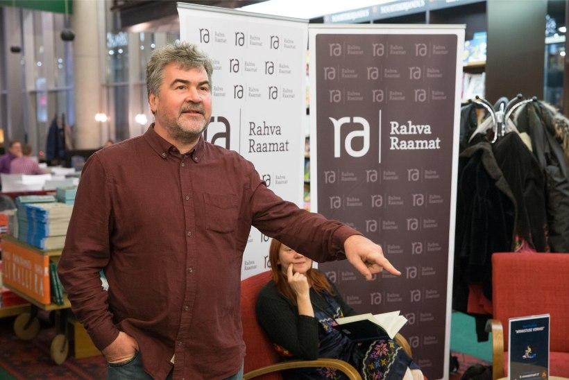 GALERII   Mart Kivastik tutvustas vastset esseekogumikku